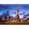 Lighthouse at Dusk - 3D Action Lenticular Postcard Greeting Card
