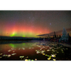 Aurora Borealis #2  - 3D Action Lenticular Postcard Greeting Card