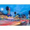 Hollywood, California - 3D Action Lenticular Postcard Greeting Card