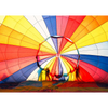 Balloon morning ascension - 3D Action Lenticular Postcard Greeting Card