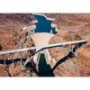 Hoover Dam - 3D Action Lenticular Postcard Greeting Card