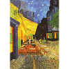 Vincent Van Gogh - Cafe Terrace at Night - 3D Lenticular Postcard Greeting Card