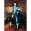Blue Boy by Thomas Gainsborough - 3D Lenticular Postcard Greeting Card