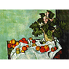 Flowers & Fruit - Paul Cezanne - 3D Action Lenticular Postcard Greeting Card