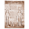Egyptian Art - 3D Action Lenticular Postcard Greeting Card