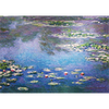 Claude Monet - Japanese Footbridge & Le bassin aux nymphéas - 3D Action Lenticular Postcard Greeting Card