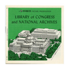 Library of Congress and National Archives - A797 - Vintage Classic View-Master 3 Reel Packet - 1970s views