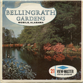 Bellingrath Gardens- Mobile, Alabama - Vintage Classic View-Master(R) 3 Reel Packet - 1960s Views