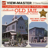 Authentic Old Jail - ST. Augustine, Florida - A938 - Vintage Classic View-Master - 3 Reel Packet - 1970s Views