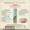 ViewMaster - Yosemite National Park - A171- Vintage - 3 Reel Packet - 1960s views