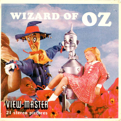 View-Master - Fairy Tales - Wizard of Oz