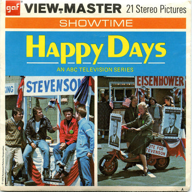 View-Master - TV Show - Happy Days