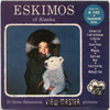 Eskimos - of Alaska - Vacationland Series - A102 - Vintage Classic View-Master - 3 Reel Packet - 1960s Views