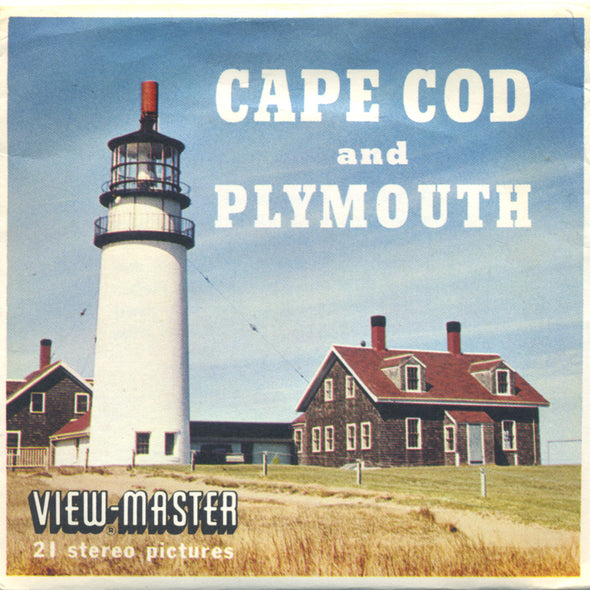 View-Master - Scenic - East - Cape Cop and Plymouth