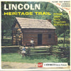 View-Master -History - Lincoln Heritage Trail