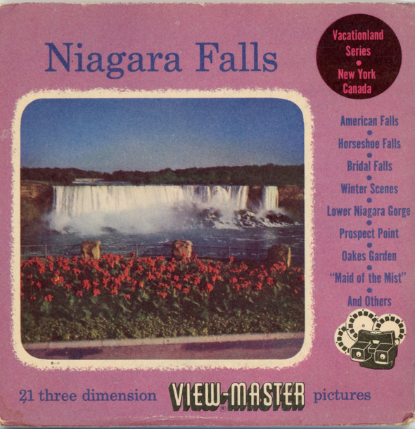 View-Master - Scenic Mid West - Niagara Falls