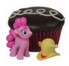 My Little Pony - Pinkie Pie Miniature Figure  - Hasbro Cake Topper Figurine