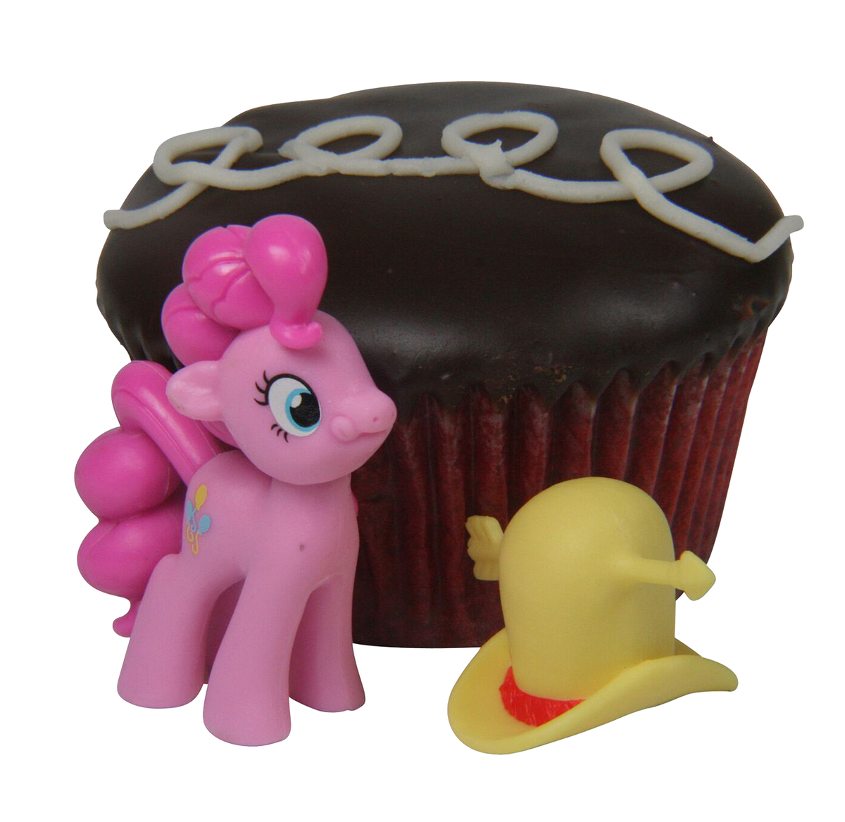 My Little Pony Pinkie Pie Miniature Figure Hasbro Cake Topper Figu Worldwideslides