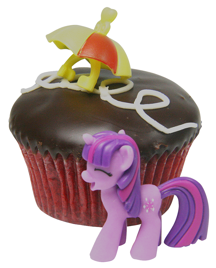 My Little Pony Twilight Miniature Figure Hasbro Cake Topper Figuri Worldwideslides