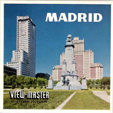 View-Master - Spain - Madrid
