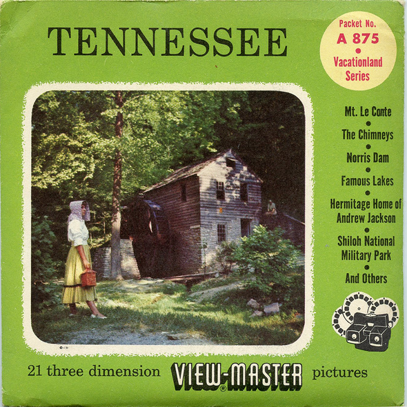 View-Master - Scenic South - Tennessee