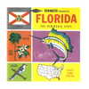 ViewMaster - Florida - Map Series - A960 - Vintage  - 3 Reel Packet - 1960s Views