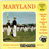 ViewMaster - Maryland - Vacationland Series - Vintage - 3 Reel Packet - 1950s views