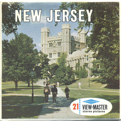 View-Master - Art and Architecture - New Jersey