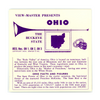 ViewMaster - Ohio - Vacationland Series - Vintage - 3 Reel Packet - 1950s views