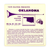 ViewMaster - Oklahoma - Vintage - 3 Reel Packet - 1950s views