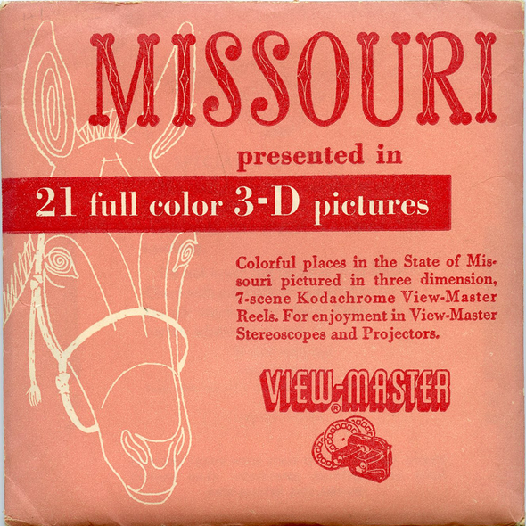View-Master - Scenic Mid West - Missouri