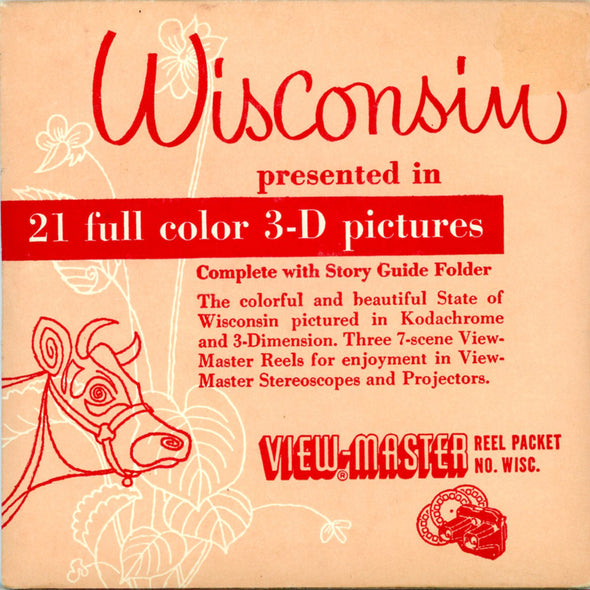 View-Master - Scenic Mid West - Wisconsin