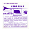 ViewMaster  - Nebraska -  Vacationland Series - Vintage - 3 Reel Packet - 1950s views