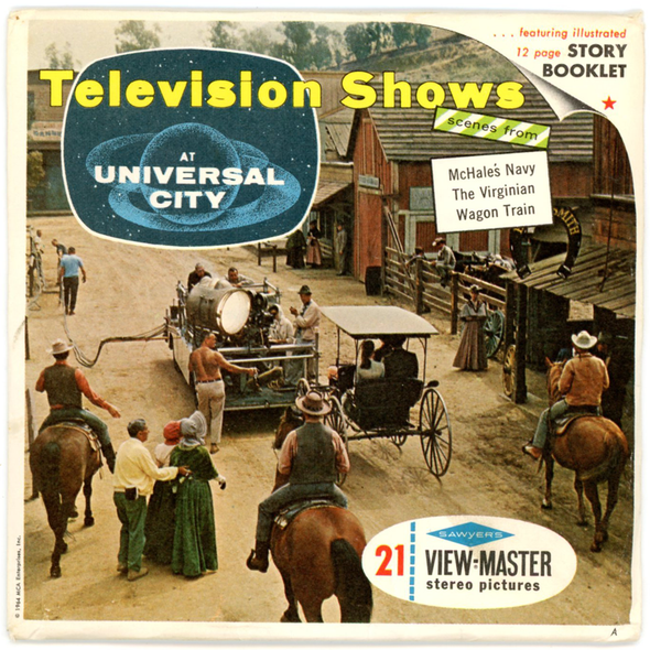 View-Master - TV Show - Television Shows
