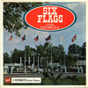 Six Flags- Over Georgia - A917 - Vintage Classic View-Master - 3 Reel Packet - 1960s Views