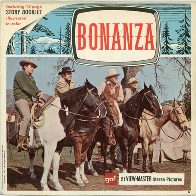 View-Master - TV Shows - Bonanza