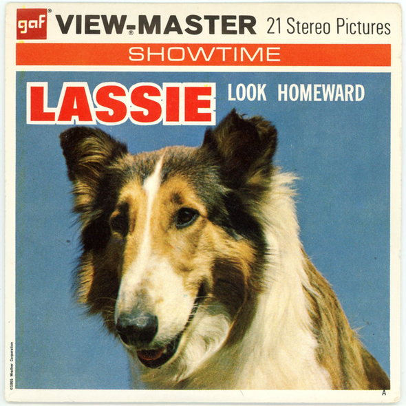 View-Master - TV Show - Lassie