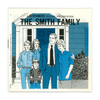 The Smith Family - B490 - Vintage Classic View-Master - 3 Reel Packet - 1970s Views
