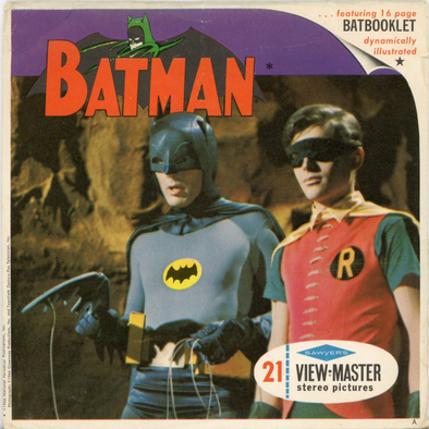 View-Master - TV Shows - Batman