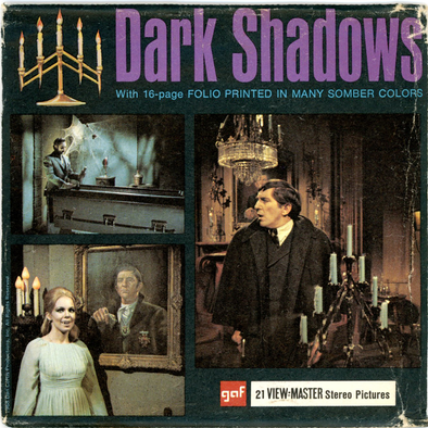 View-Master - TV Shows - Dark Shadows