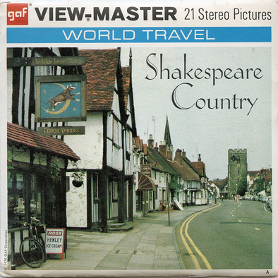 ViewMaster - Shakespeare Country