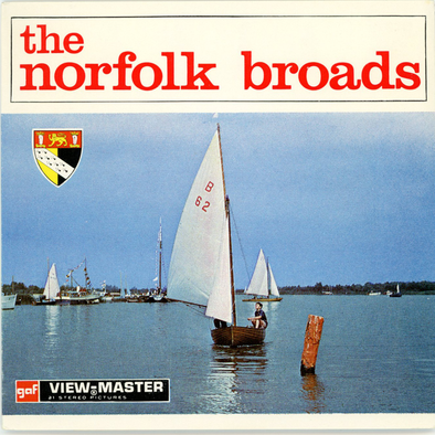 View-Master - United Kingdom - The Norfolk Broads
