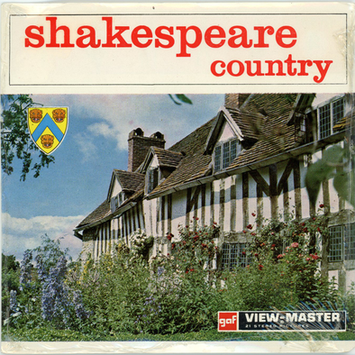 View-Master - United Kingdom - Shakespeare Country