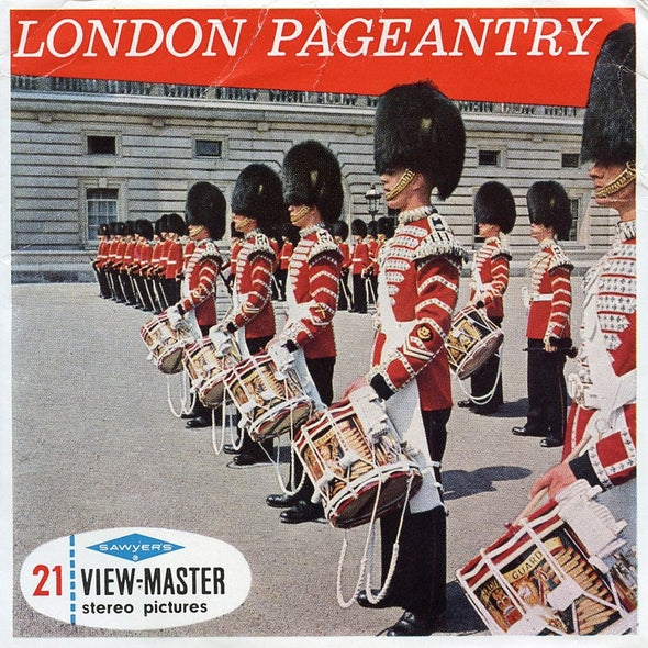 View-Master - United Kingdom - London Pageantry