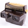 VIntage ViewMaster Model F Bakelite Viewer - 1960s
