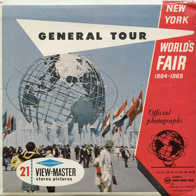 View-Master -World's Fair - General Tour