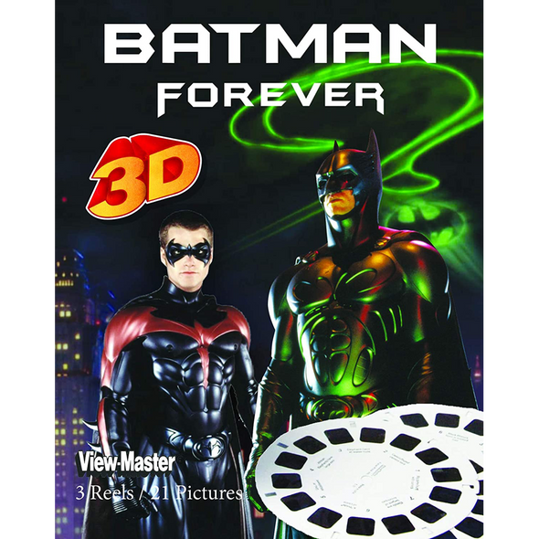 View-Master - Movies - Batman For Ever