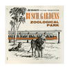 Busch Gardens - Zoological Park, Tampa, Florida - A979 - Vintage Classic View-Master - 3 Reel Packet - 1960s Views