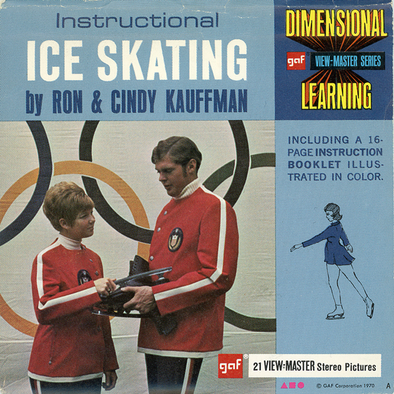 View-Master - Sport - Instructional Ice Skating