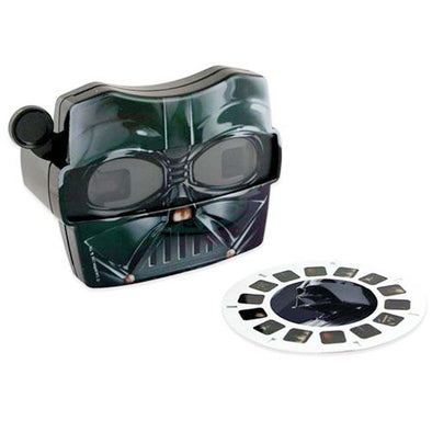 Star Wars View-Master Viewer - Darth Vader with 3D Reel